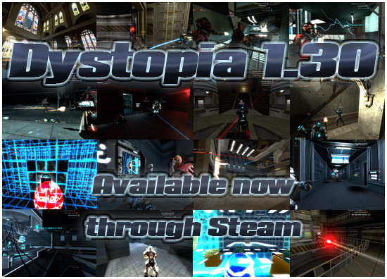 Dystopia 1.30 Released