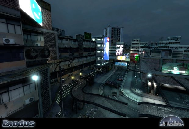 October Update Screenshots image - Dystopia mod for Half