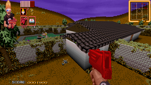 Level 18 image - Doom X mod for Doom II - Mod DB