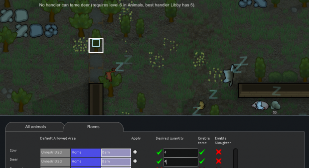 Image 4 - Animal Manager UI mod for RimWorld - Mod DB