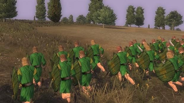 Galatian Militia (Light)