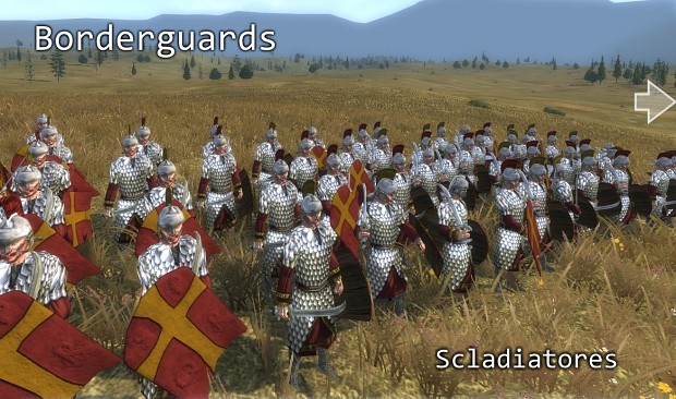 "Borderguards ""Scladiatores"""