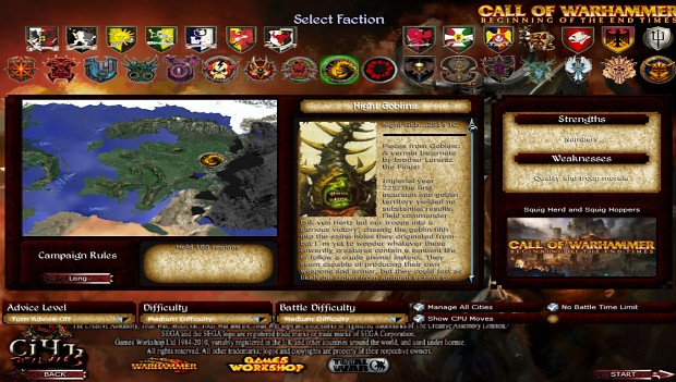 Call of Warhammer, un mod pour Medieval Total War 2 (Kingdom) Night_Goblins_start_position