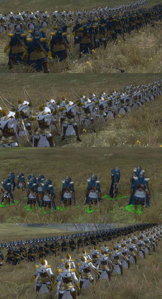 Updated Shadow Warriors + new Upgrades