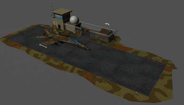 Allies and Black Ops 9 AirField