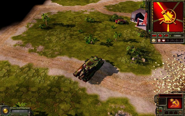 Mammoth Tank In Game
