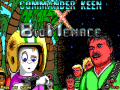 Commander Keen X Bio Menace