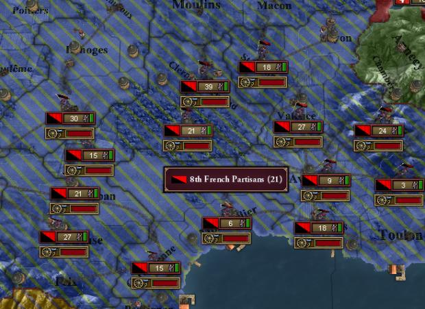 New rebel types