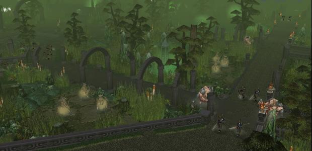 Deranor's Death Swamp