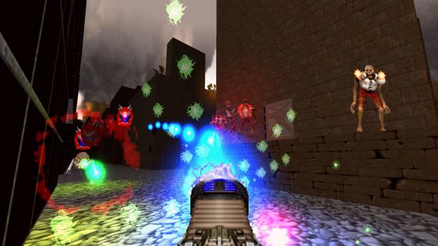 DooW mod for Doom - Mod DB