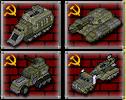 Soviet cameo style