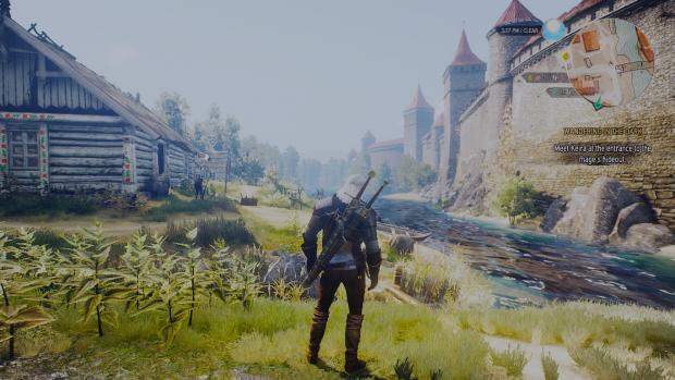 Witcher 3 моды читы