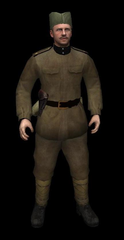 Yugoslavian officer