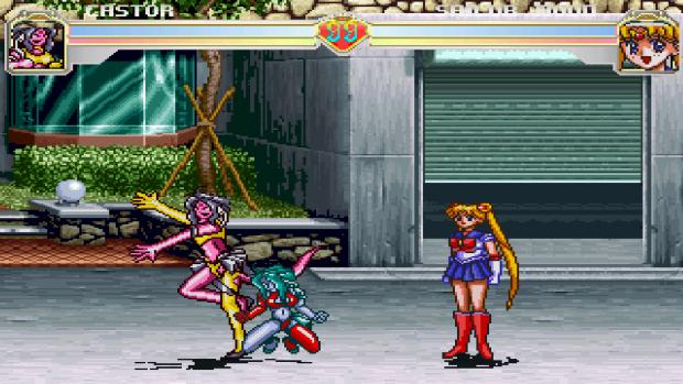 Mr_Nygren's Sailor Moon X Mugen! (Modified summer 2015, released now apr 2016).