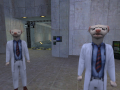 Half-Life: Ferret scientists