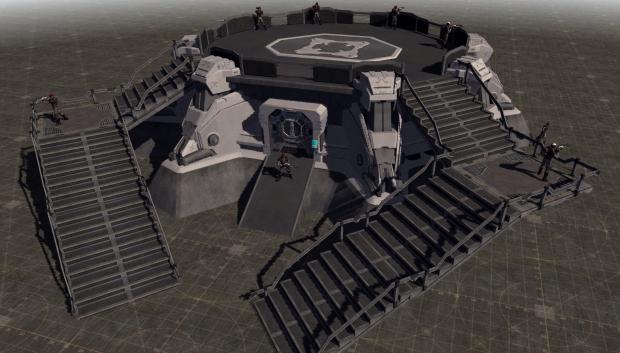 Bunker in game