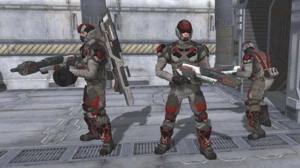 TR Composite armour