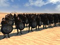 Stark Swordsmen Shield going to rotated
