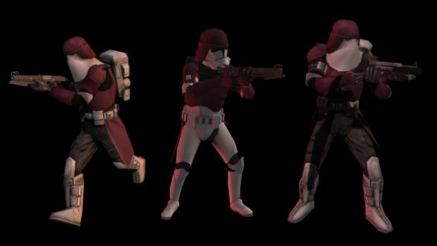 21st Nova Corp Infantry Image Republic Assault The Clone