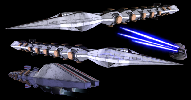 Republic Stealth Ship