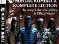 MKXKE - MKX Komplete Edition PC Mod [ CANCELLED ]