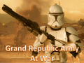 grand republic army at war
