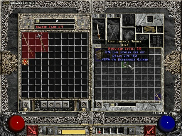 Diablo 2 gambling sets navajo casino opening
