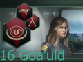 Stargate Tauri and Goa'uld flags