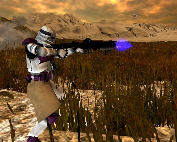 Clone Wars progress: Battle of Dantooine image - Mod DB