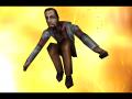 Half-Life with No H.E.V Suit