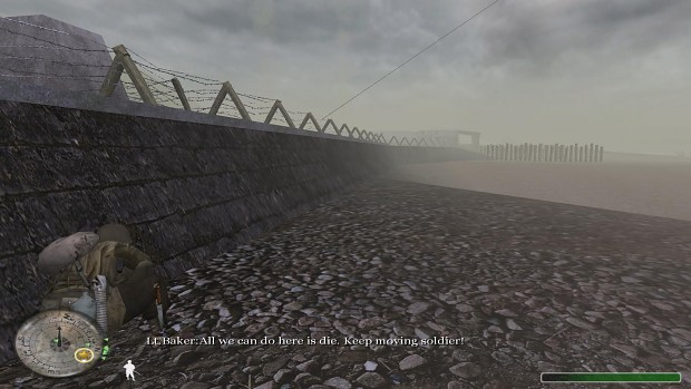 Darker Seawall and shingles