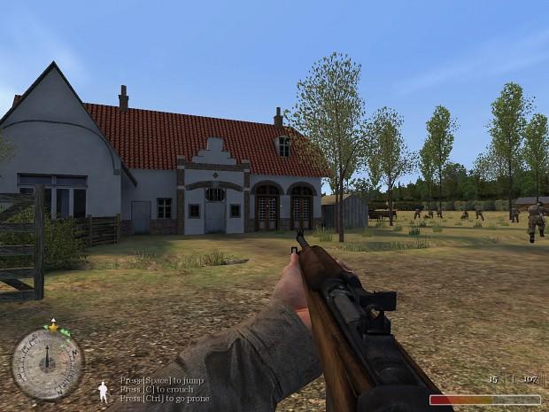 Nuenen In-game Screenshot