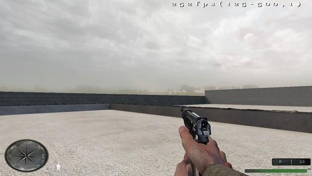 Realistic P38 Skin