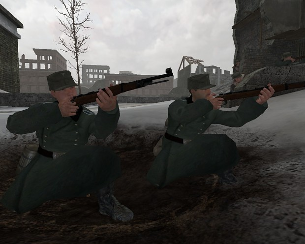 Winter Germans