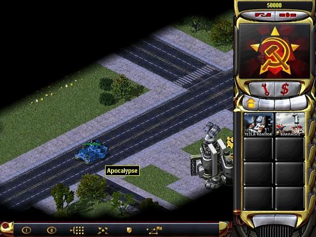 Baneblade (RA2 New Age for War)