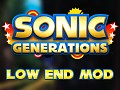 Sonic Generations Low End Mod