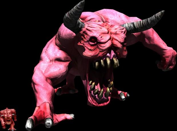 Bestiary - Demon
