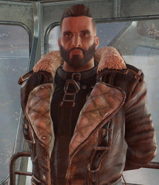 Arthur Maxson image Fallout New Dawn mod for Hearts of
