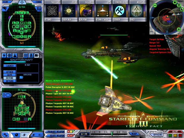 SFCIII TYPHON PACT ULTIMATE CONQUEST