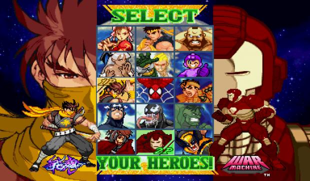 MVC RCP 2016 Character Select image - Mod DB