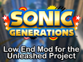 Unleashed Project Low End Mod