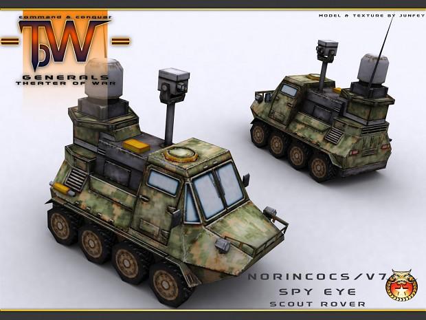 "Noricocs/V7 Spy Eye ""Scout Rover"""