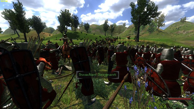 mount & blade warband how to become king