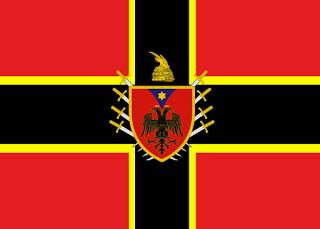 Albania Flag Profile