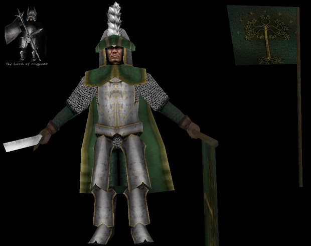Arthedain Banner carrier