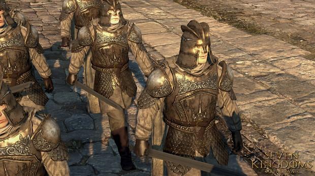 Kingsguard (the Crownlands) image - Seven Kingdoms mod for ...