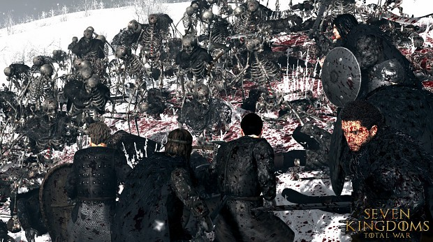 Ancient Wight Horde (Beyond the Wall)