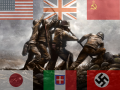 Hearts of Iron 4 Historical Flag Mod