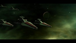 Republic Fleet Approaching...