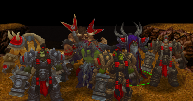 Orcs image - Warcraft - New Models for Warcraft III: Frozen